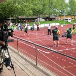 RNF-Fernsehen filmt Challenge Cup