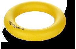 Ring tennis play ring